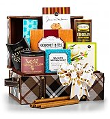 Gourmet Gift Baskets: Gourmet Favorites Gift Chest