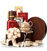 Coffee & Tea Gift Baskets: Royal English Tea Tower
