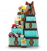 Gift Towers: Sweet Gourmet Confections Tower