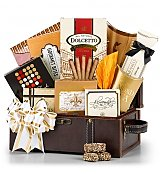 Gourmet Gift Baskets: Treasure Chest Gourmet