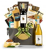 Wine Baskets: Vineyard Select Wine Basket