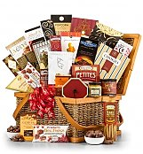 Luxury Gift Baskets: Grand Indulgence Gourmet Gift Basket