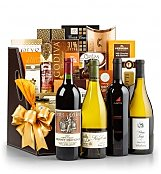 Luxury Wine Baskets: Remembrance Quartet